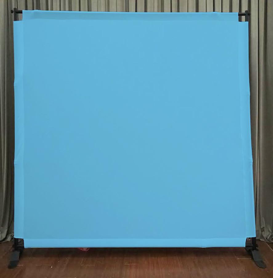 Light Blue Backdrop