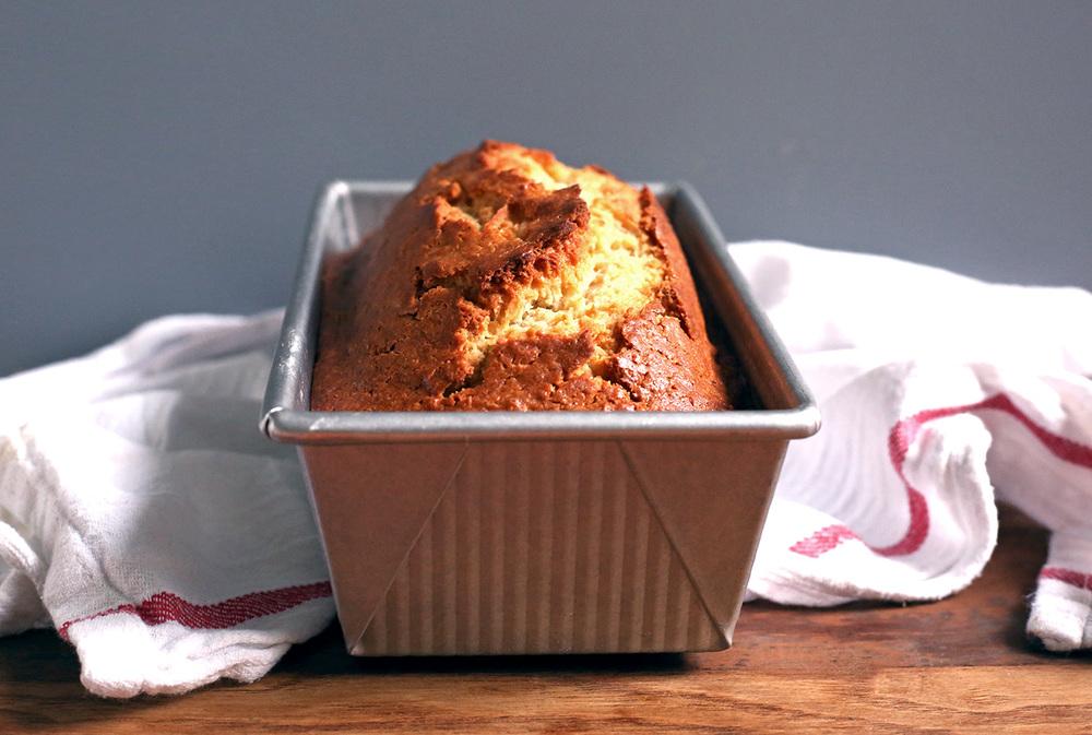 COCONUT BROWN BUTTER LOAF — 600 ACRES