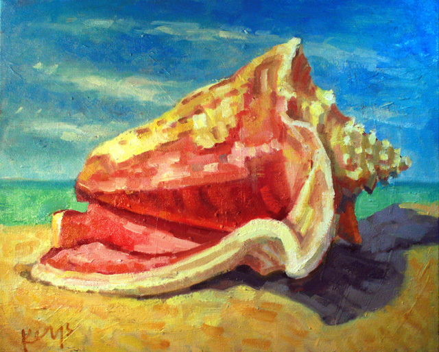 conch, 24 x 30 in.jpg