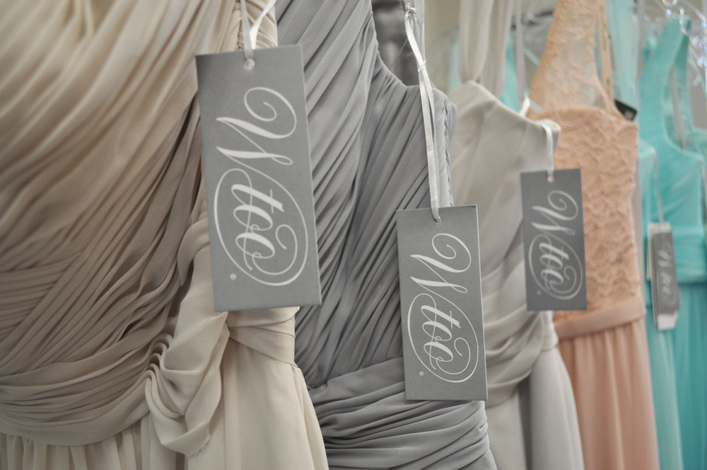 WToo Bridesmaid Dresses by Watters