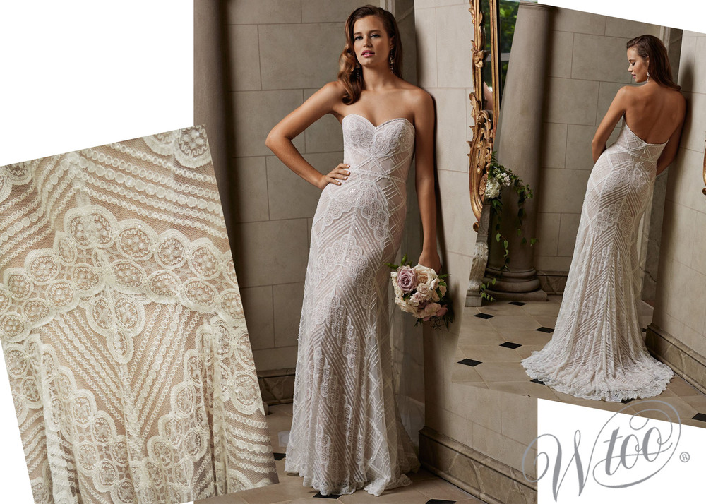 Watters Wtoo Wedding Dress