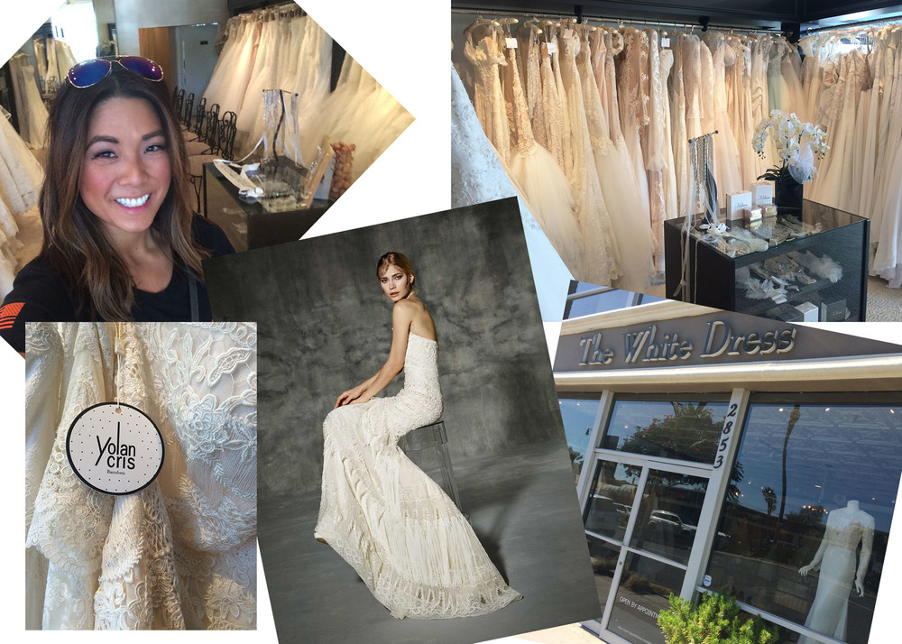 The White Dress Bridal Boutique Orange County