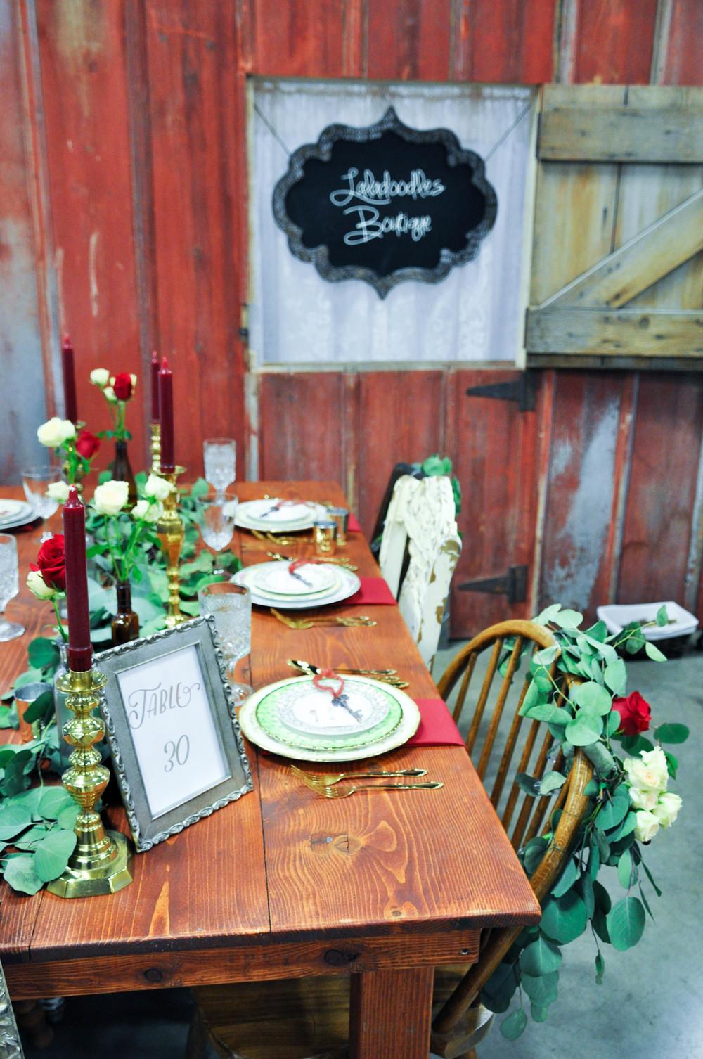 Caitlin Elizabeth Bridal and Alterations || Laladoodles Boutique, Wedding Rentals