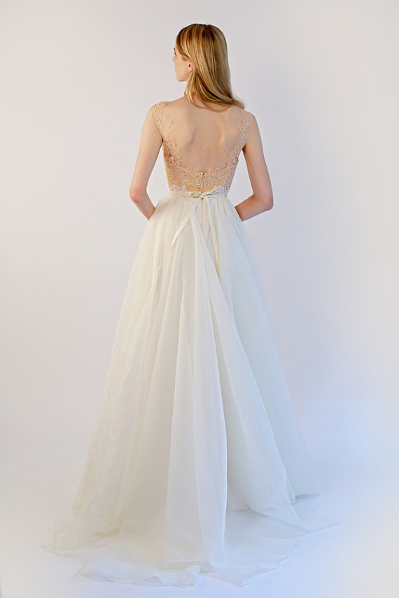 Purchasing Wedding Dress from Etsy Caitlin Elizabeth Bridal and Alterations