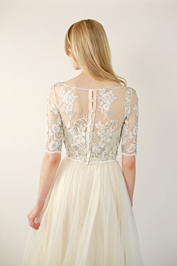 Purchase Wedding Dress from Etsy Caitlin Elizabeth Bridal and Alterations