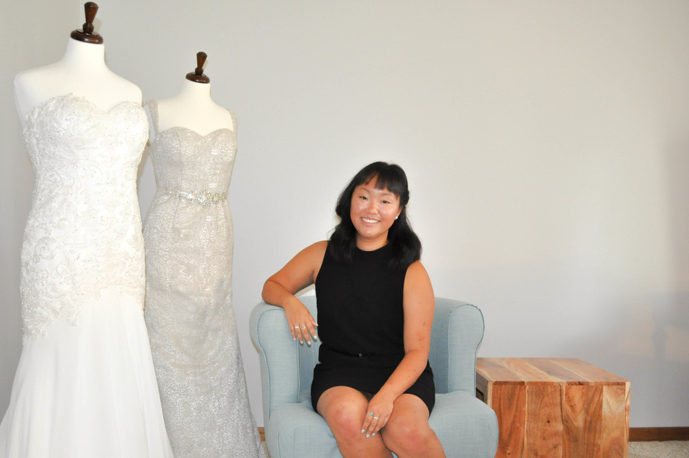 Design Summer Internship Quad Cities Caitlin Elizabeth Bridal and Alterations
