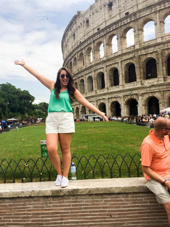 Caitlin Elizabeth Bridal and Alterations summer intern Alexa Major