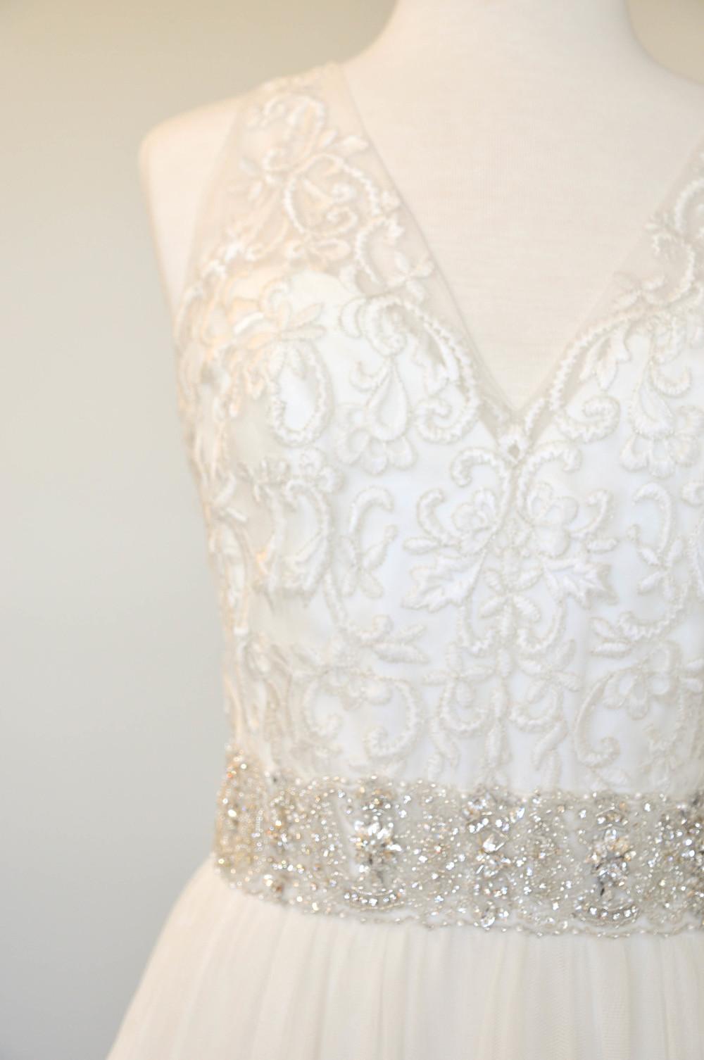 Mori Lee Blu, Style 5371