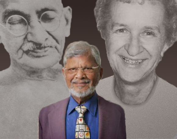 """Legacies of Nonviolence: From Gandhi to Sister Karen"""