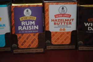 Taza Rum Raisin