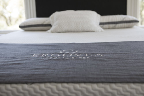 Ergovea Mattress Collection                                  Ergovea mattress collection is naturally better for you and the environment. The certified organic materials used in each product come from renewable resources and are always certified by third party agencies.