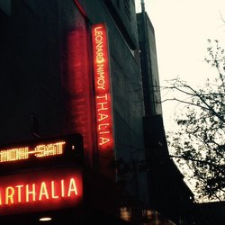 BAR THALIA, 95th & Broadway, part of Symphony Space
