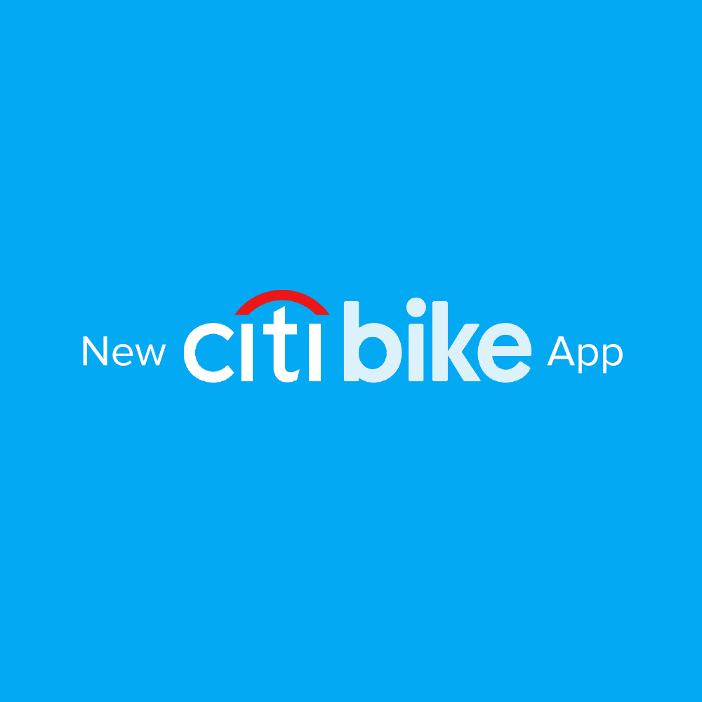 NEW CITI BIKE APP Product Strategy & Design