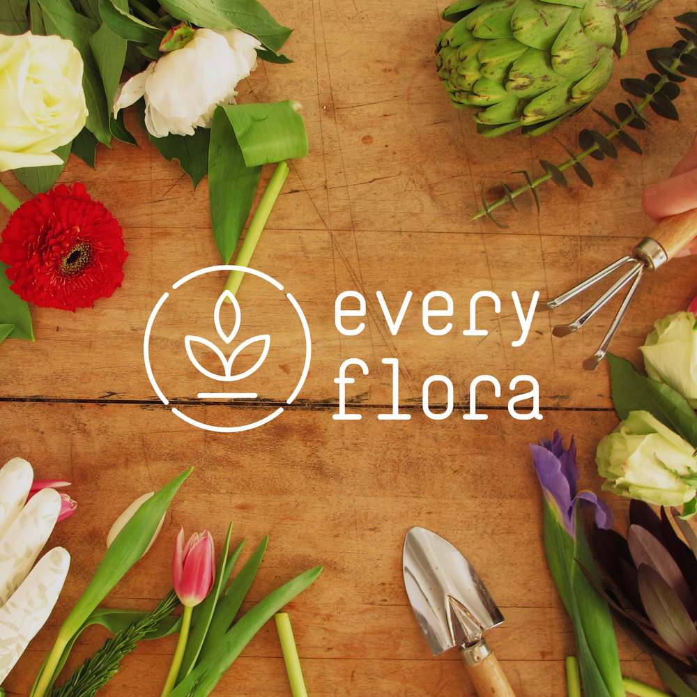 Every Flora Product Strategy, UX Design, Branding