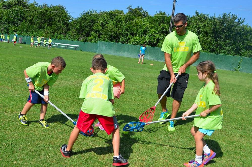 Kids of all ages LOVE Camp Crosby!