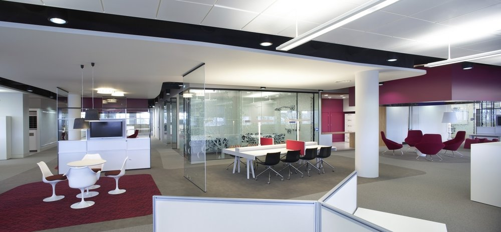product trend    how to achieve balance in an open office