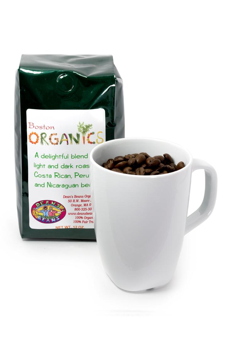 Dean's Beans, Boston Organics Blend