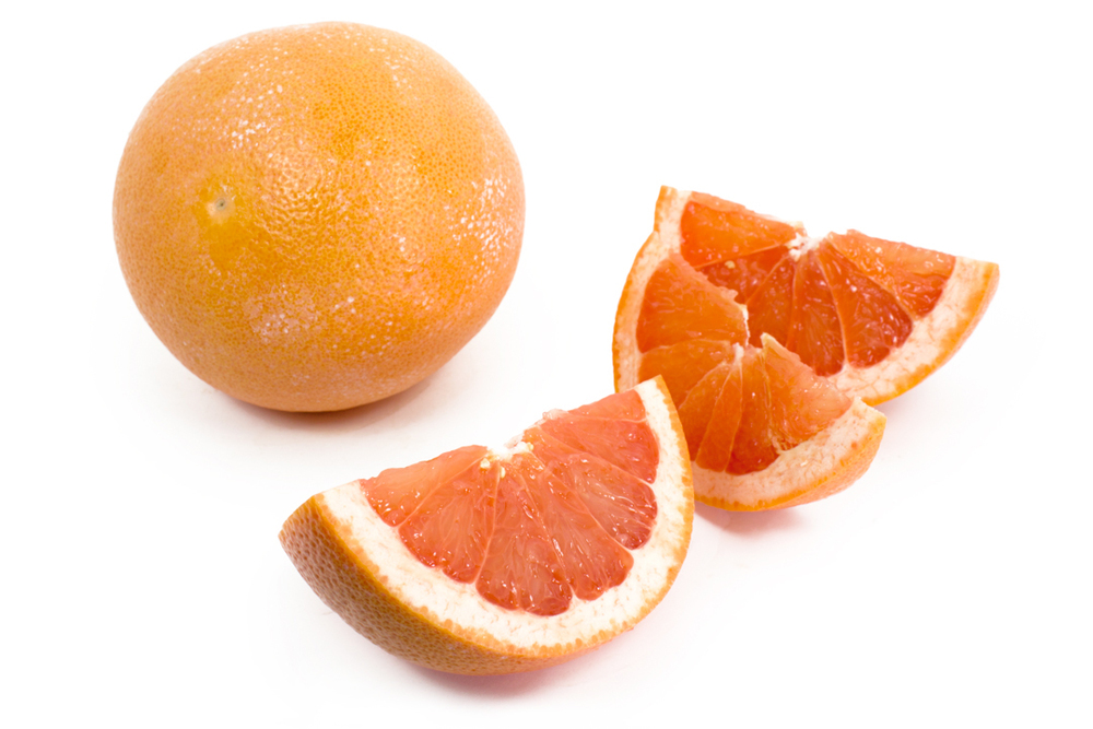 Grapefruit, Sliced
