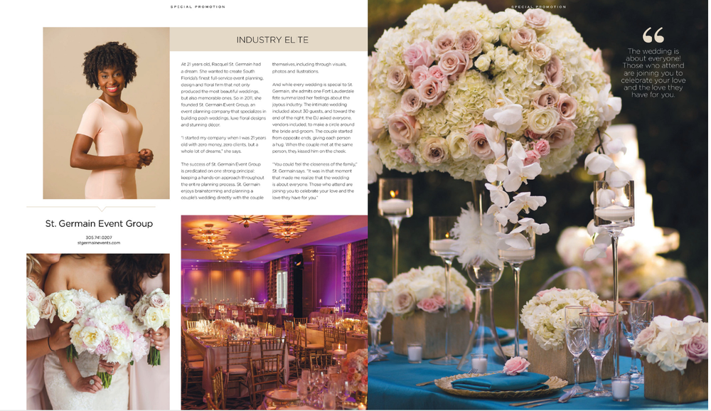 modern luxury miami wedding planner
