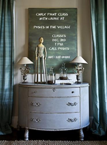 Chateau Chic Chalk Paint Dresser2
