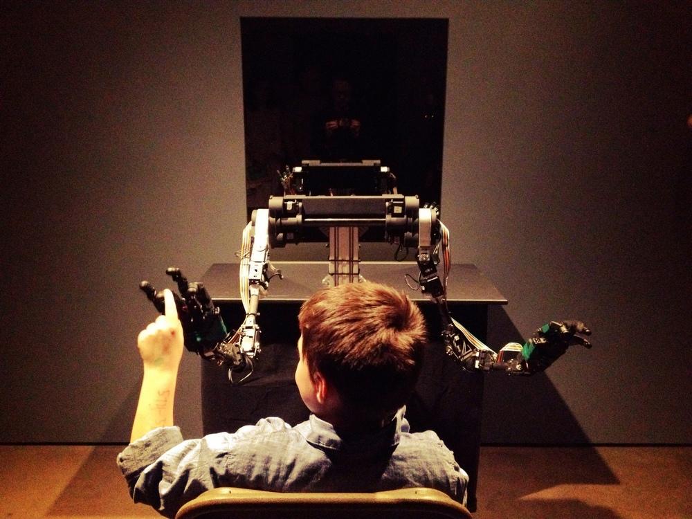 Robot & Boy