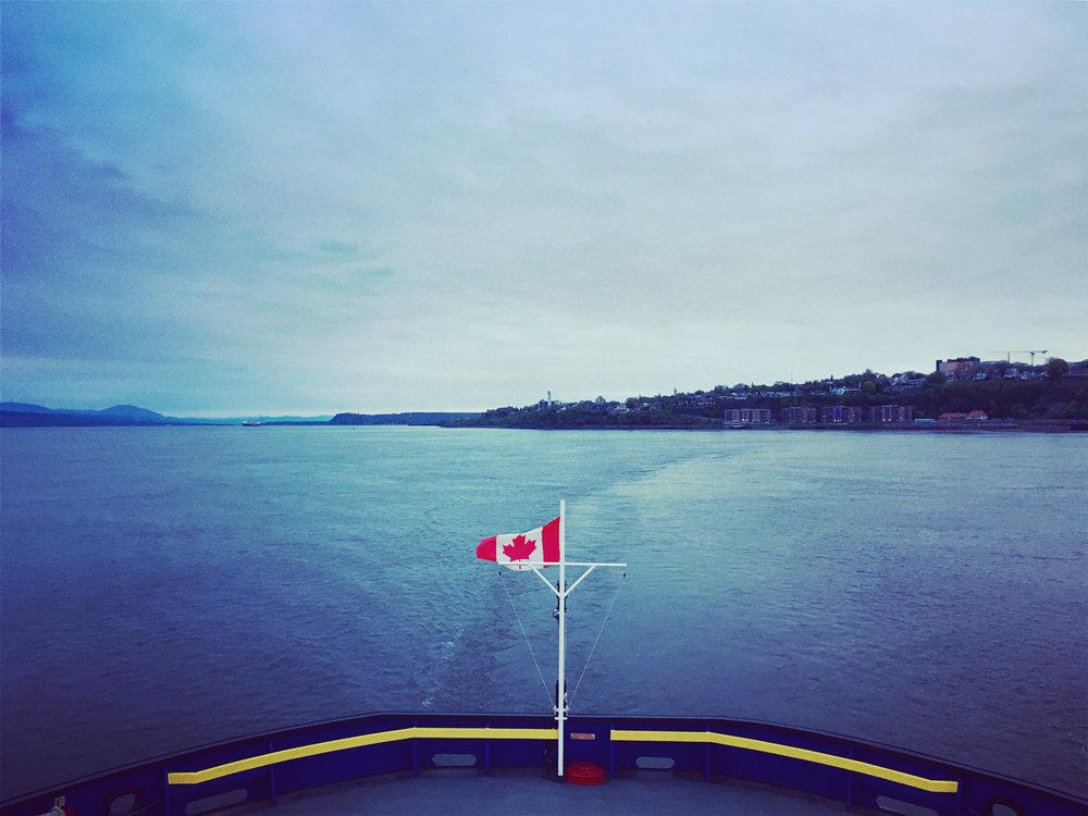 Destination Québec city