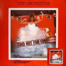 THP 2 Album Cover Bruce Ley writer