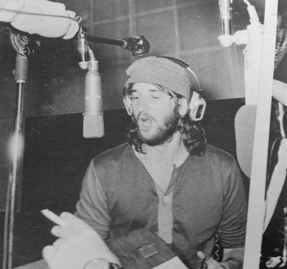 Bruce Ley  recording with 'Young""