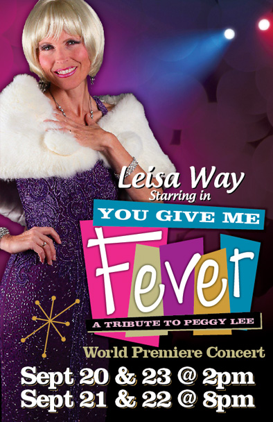Peggy Lee Fever Poster