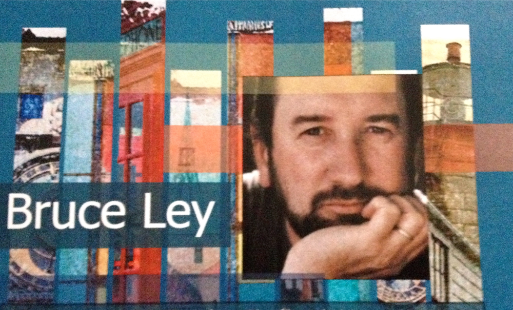 CD Cover Bruce Ley Composer