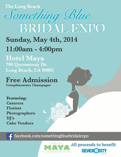 Hi all! I will be showing and maybe selling some work at the Something Blue Bridal Expo on Sunday, May 4th. Please stop by and visit, especially if you're getting hitched soon, there will be lots of great vendors for all sort of wedding things you can come check out. You can register for free at Eventbrite on their FB page.   https://www.facebook.com/somethingbluebridalexpo    Thanks and hope to see you guys there!! :D