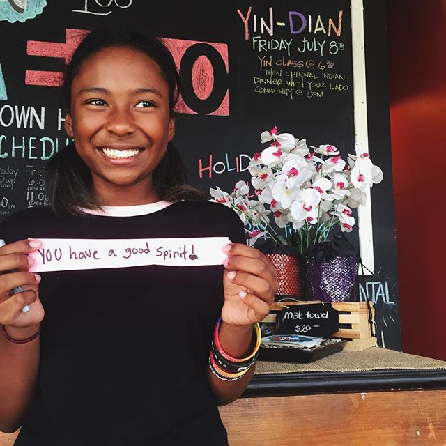 Spread the love:  5:30 flow w/ Candice 6:30 power flow w/ Monica 7:30 hatha w/ Sarah  #affirmations #yogaeveryday #yogaeado #yogalove #selfcare #houstonyoga #blackgirlmagic