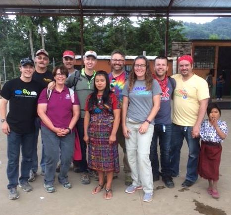 2016 Guatemala Mission Team