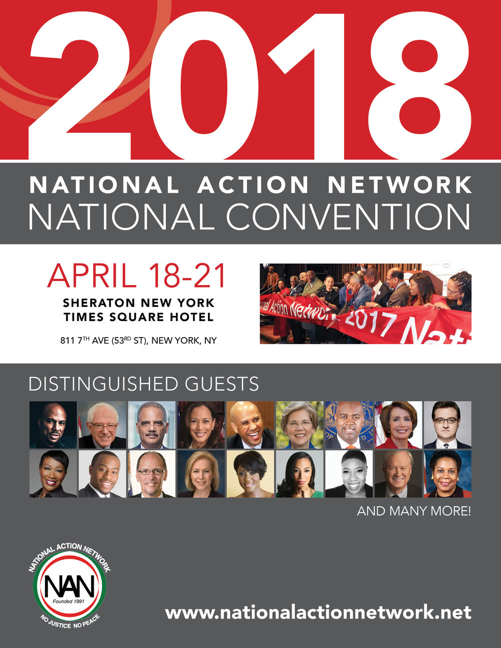National Action Network 2018 Convention