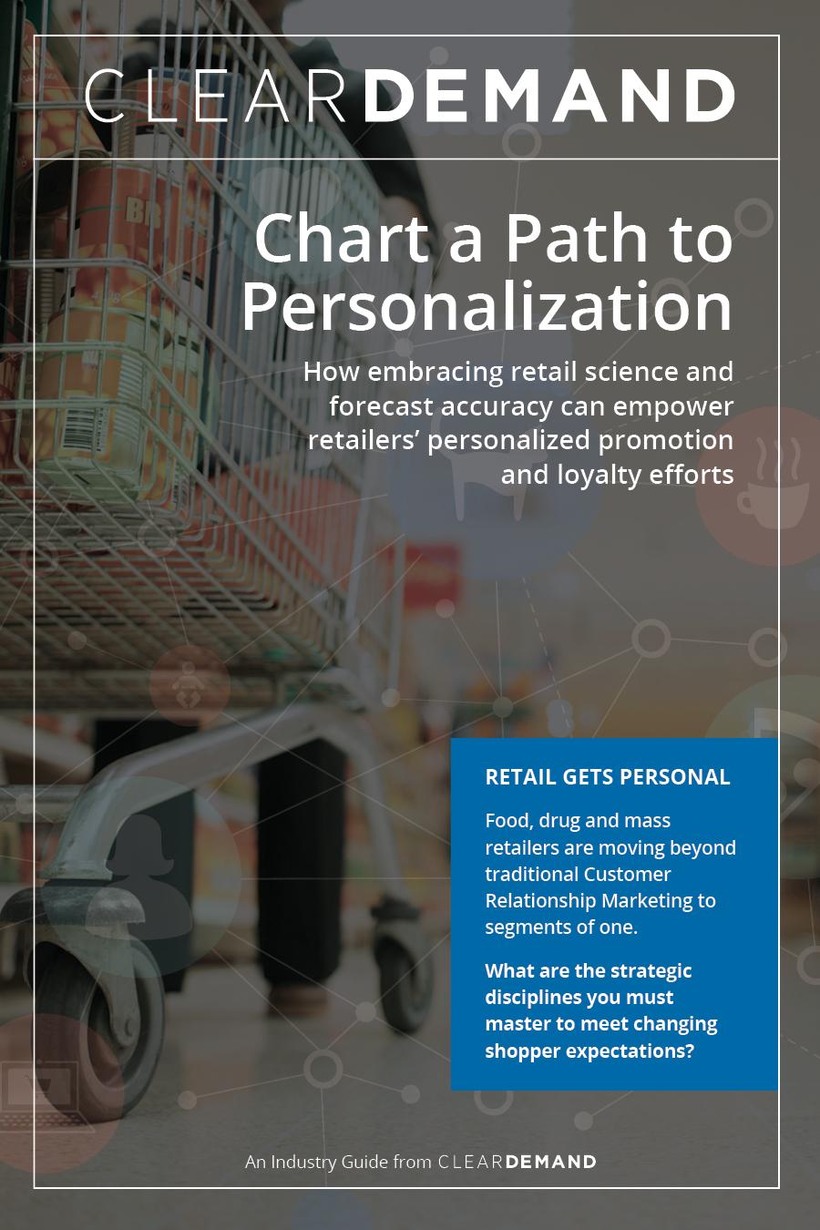 Chart a Path to Personalization