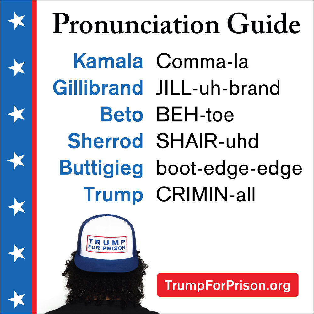 Handy Pronunciation Guide
