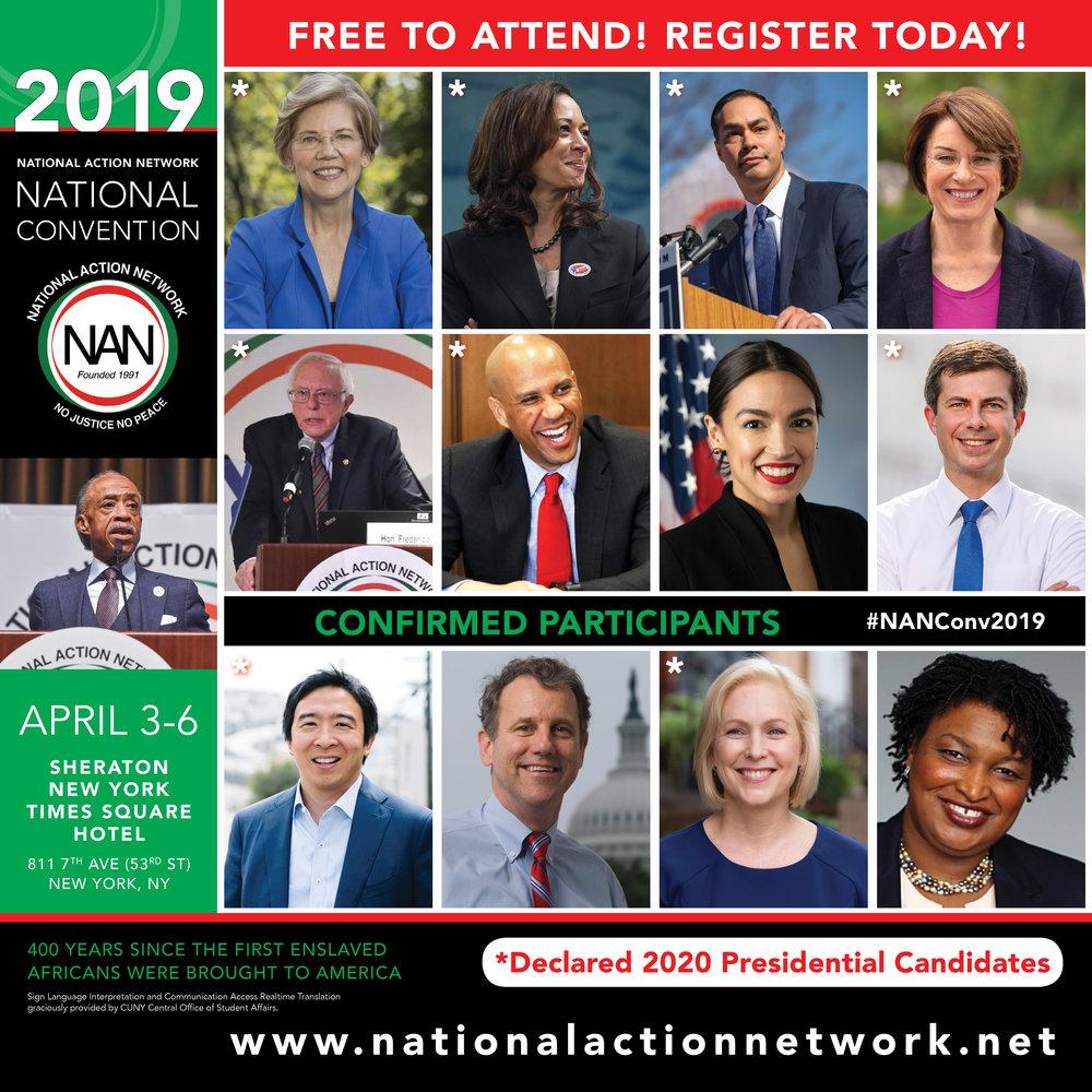 2019 NAN Convention