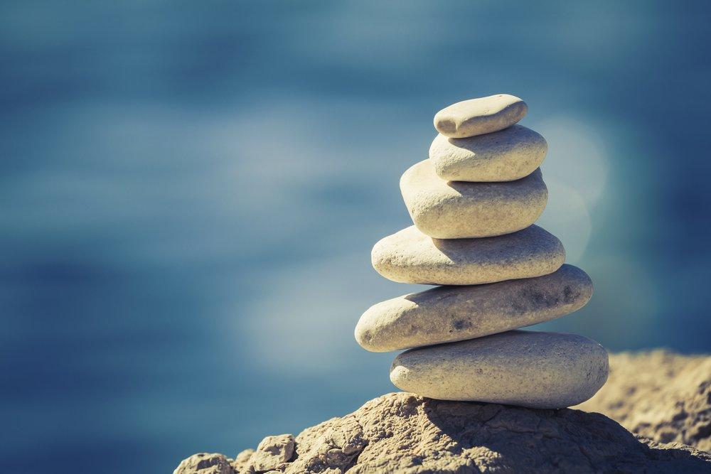 Balance & Harmony with Nature -