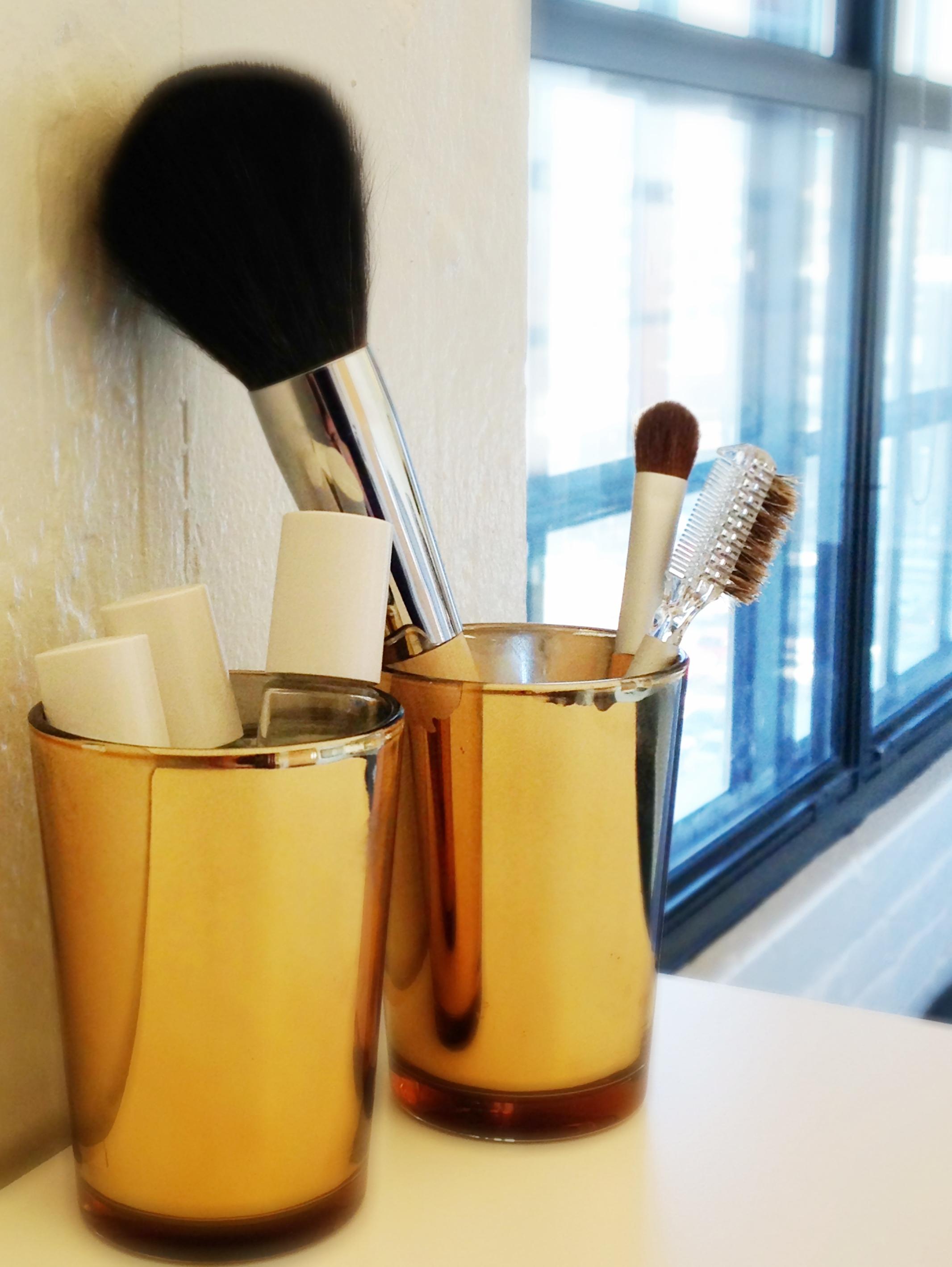Re-use Caldrea Candle Glasses