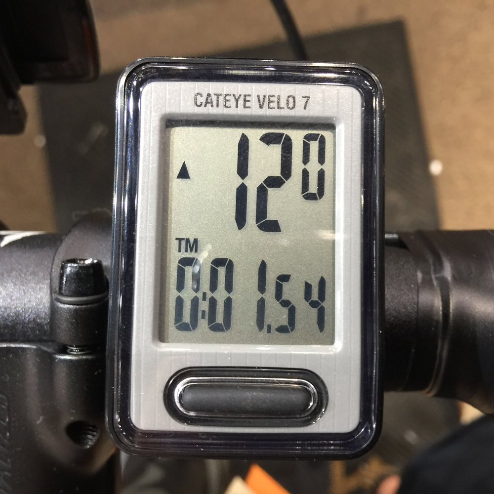Daylight Savings Time Change instructions for the CatEye Velo 7, our most popular bicycle computer.