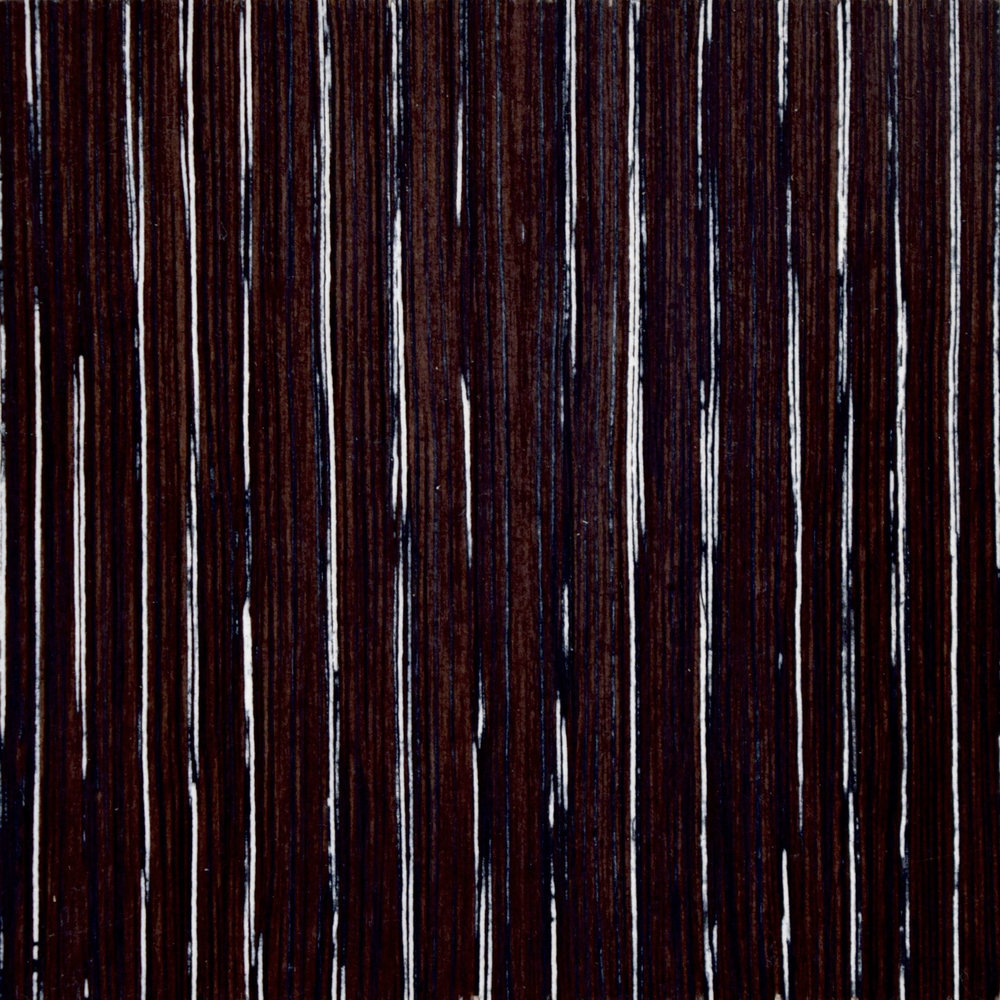 DARK BROWN CERUSED OAK - SATIN