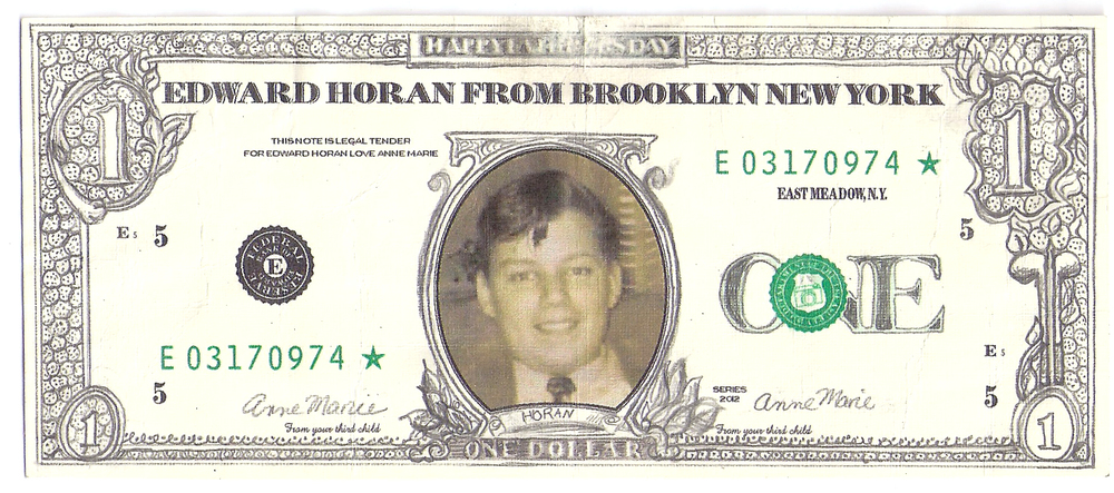 Rizzies World Do You Dream In Color Reheart Dollar Bill Redesign The Studio Of Anne Marie