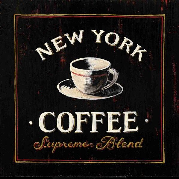 New York Coffee © Angela Staehling