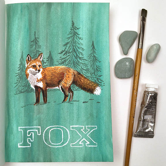 Fox © Angela Staehling