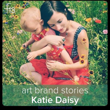 F13 Art Brand Story / Katie Daisy