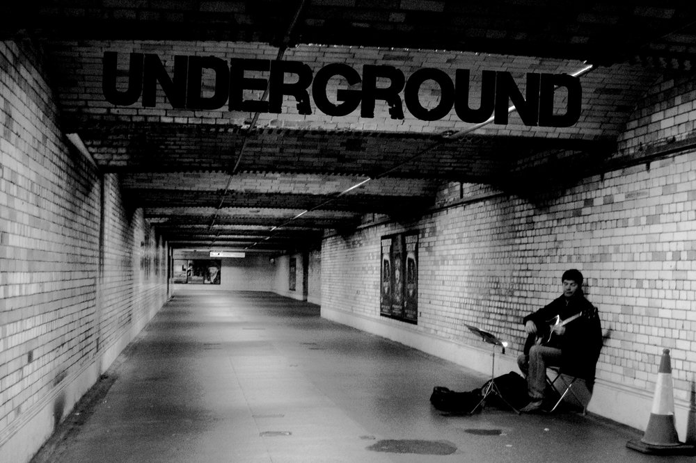 Underground - The sad truth of domestic terrorism is the perpetrators tend to be white men, disillusioned by the changing world around them. In