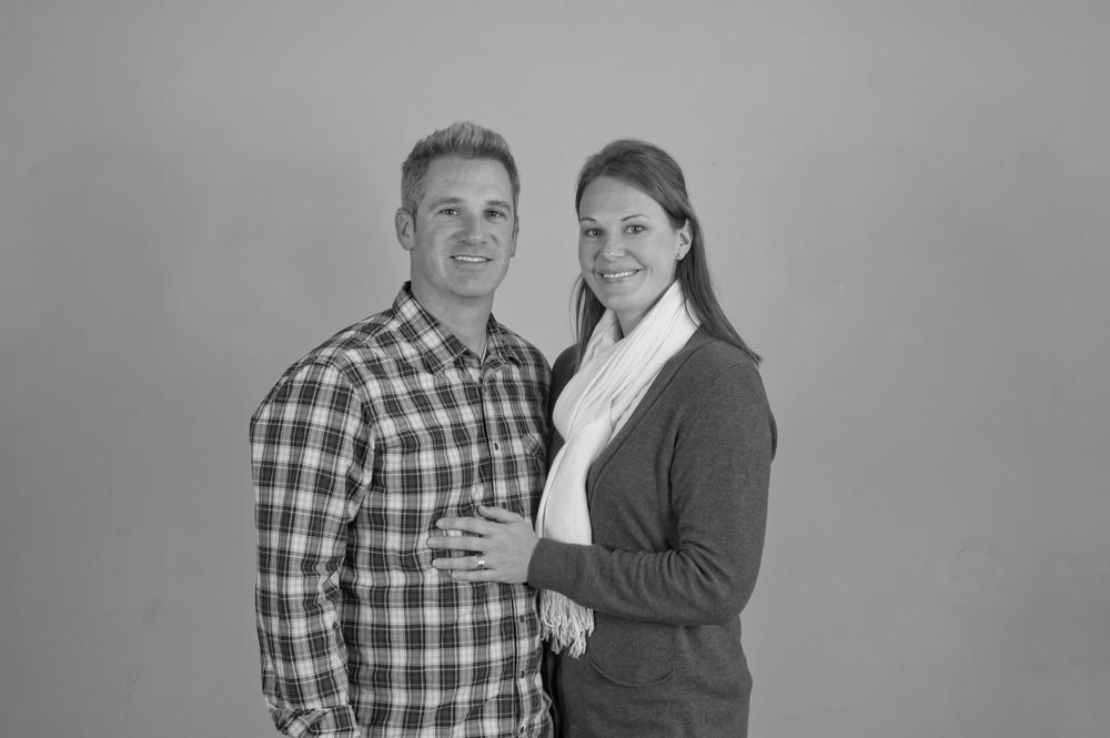 Mark and Jenn Ulsh