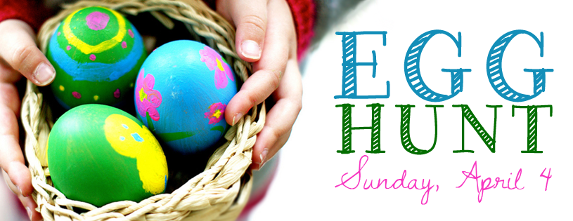 There will be fun for the whole family this Easter at Life Church!  Easter eggs are a symbolic way to think about the death and resurrection of Jesus.  The outside shell of an egg looks dead, but inside there is new life that is going to break out.  Our Easter Egg Hunt will be a fun way to share this reminder that Jesus rose from His tomb to bring new life to those who believe in Him!  Join us before the 10am service on Easter Sunday, April 5th for an egg hunt specifically designed for the different age groups of our children.