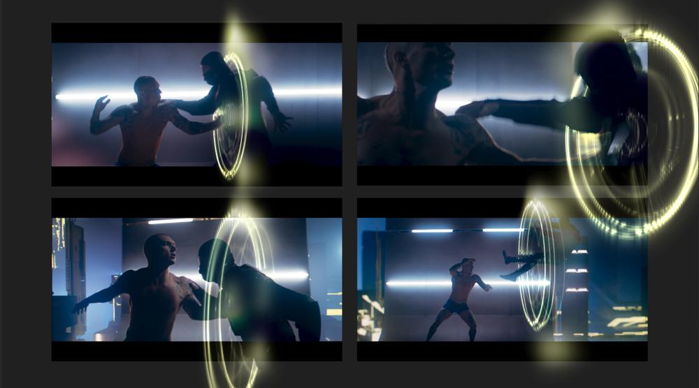 Blast FX concept art