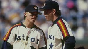 Craig Biggio and Jeff Bagwell
